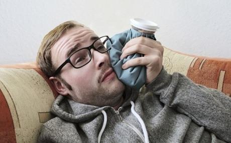 Что поможет убрать синяк в домашних условиях