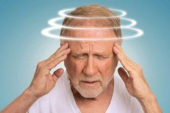 Как избавиться от частого головокружения