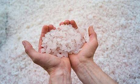 Как выводить соли в домашних условиях