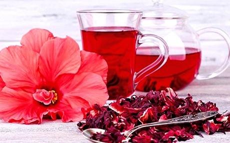 Какую пользу приносит чай каркаде