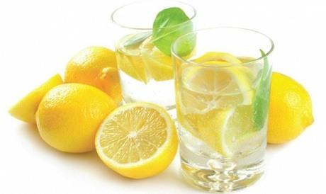 Очищение от желчи лимонной водой