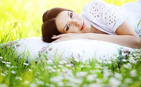 Подушка с травами для сна