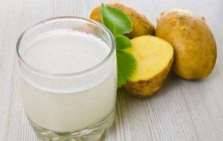 Польза и вред картофельного сока для организма