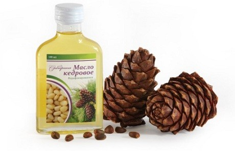 Кедровое масло от насморка при гриппе