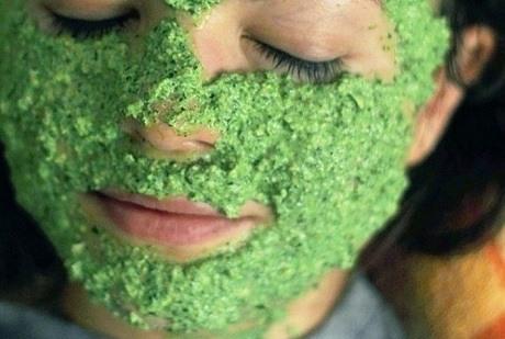 Польза маски из крапивы для кожи