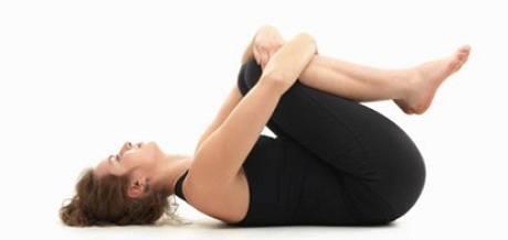 Упражнения при застуженном седалищном нерве