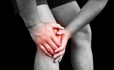 Ушиб коленного сустава симптомы