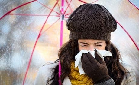 Как приготовить настойку от простуды