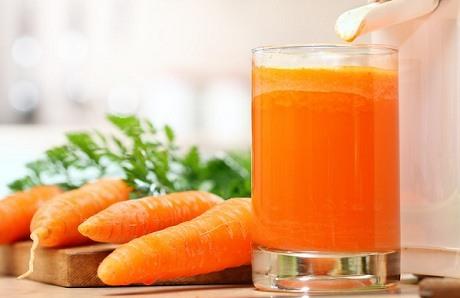 Помогает ли морковный сок