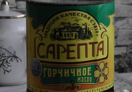 Рецепты применения горчичного масла
