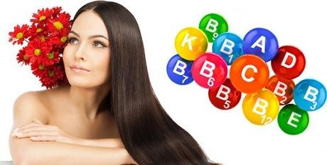 Витамины против выпадения и для укрепления волос