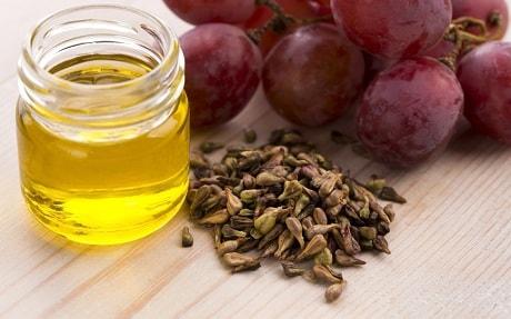 Чем полезно масло винограда