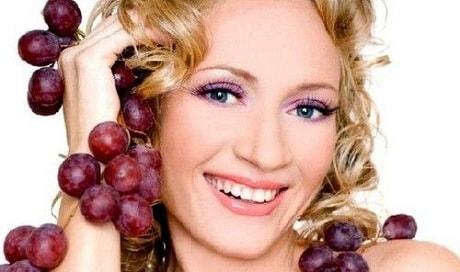 Как использовать масло из виноградных косточек для лица