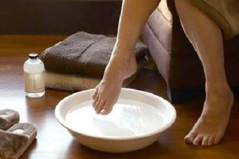 Как лечить грибок ногтей народными средствами