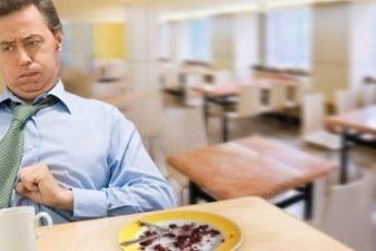 Лечение отрыжки воздухом после еды