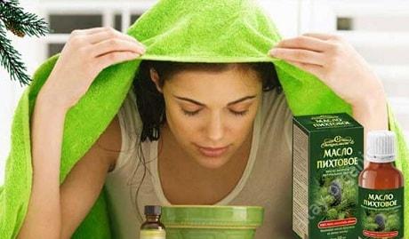 Лечение пихтовым маслом в домашних условиях