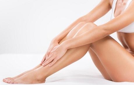 Волосы на ногах у женщин как избавиться