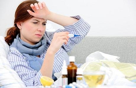 Как снизить температуру в домашних условиях