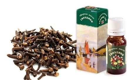 Лечебные свойства гвоздичного масла