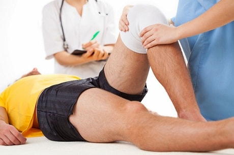 Лечение колена народными средствами