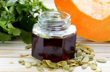 Чем полезно тыквенное масло