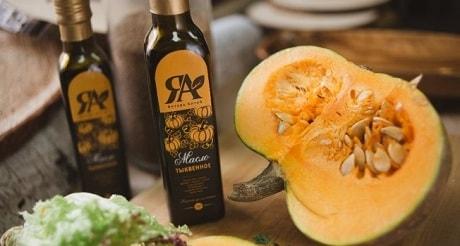 Польза и вред масла тыквы