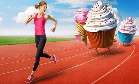 Бег и правильное питание