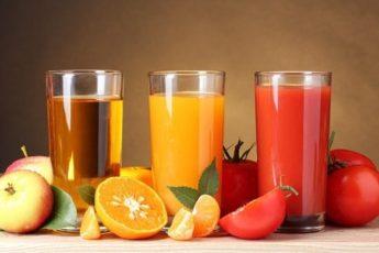 Как пить соки для очистки организма