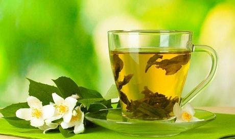 Зеленый чай для пищеварения