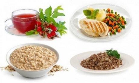 Домашняя диета для поджелудочной