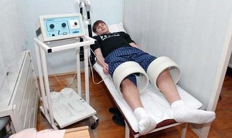Магнитотерапия для коленей
