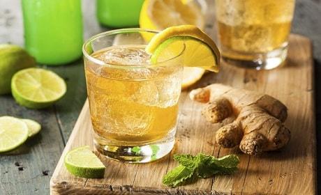 Витаминный напиток для поддержания иммунитета