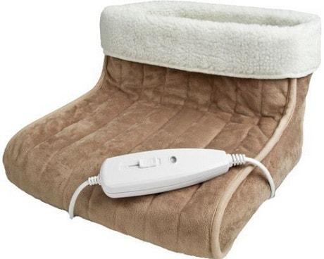 Чем согреть холодные ноги