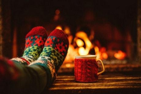 Что делать если мерзнут ноги