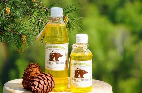 Как принимать масло кедра для лечения