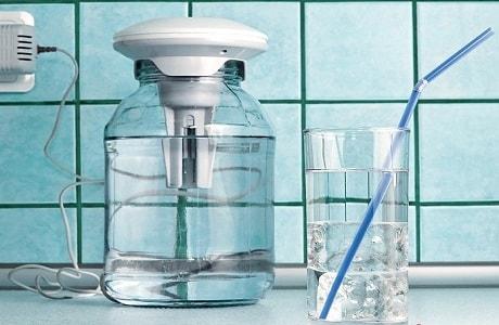 Как сделать серебряную воду