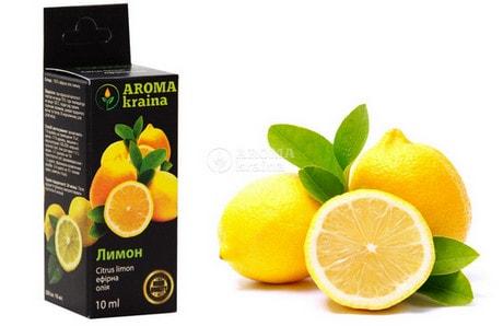 Польза лимонного масла