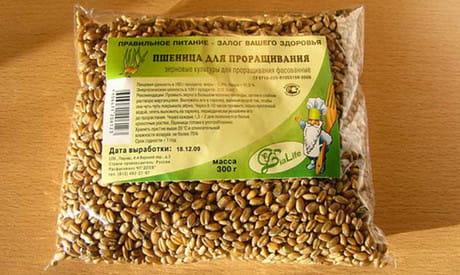 Где купить пшеницу для проращивания