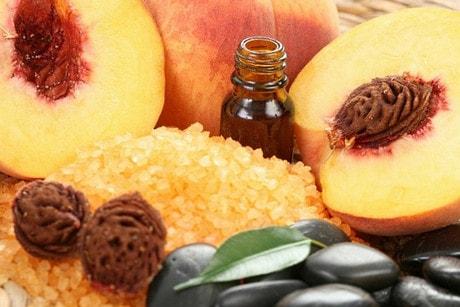 Масло косточек персика для лица