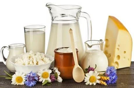 Кисломолочные продукты для микрофлоры