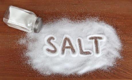 Повышенная соль в крови