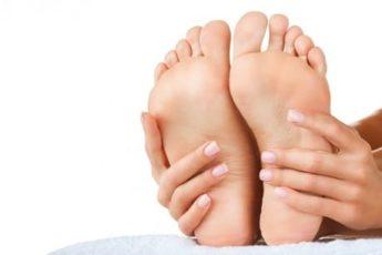 Как лечить сухую кожу стоп
