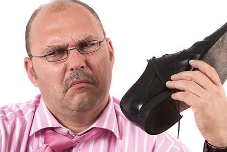 Неприятный запах от ног и обуви