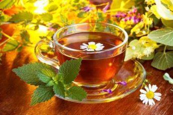 Чай успокаивающий нервную систему