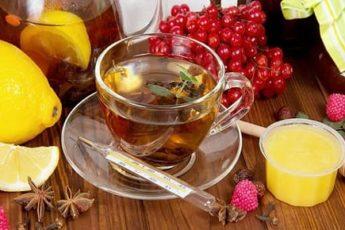 Противовирусные народные средства от гриппа и простуды