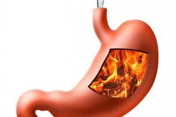 Острая боль в желудке и тошнота