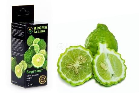 Чем полезно эфирное масло бергамота