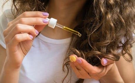 Применение масла ромашки для волос