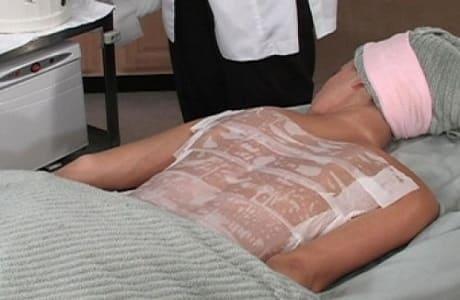 Процедура парафинотерапия