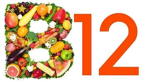 Показания для витамина в12